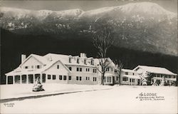 The Lodge at Smugglers Notch Postcard