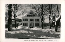 Hampshire House of New England Inn Postcard