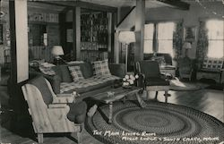 The Main Living Room, Migis Lodge