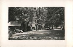 Camp Connell, Ebbets Pass Highway