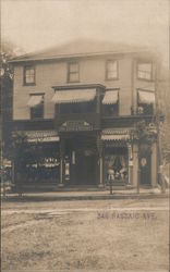 W.O. Davis Dry Goods & Notions, 348 Passaic Avenue