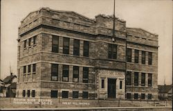 South Side School Postcard
