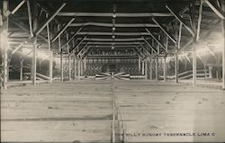 The Billy Sunday Tabernacle Postcard