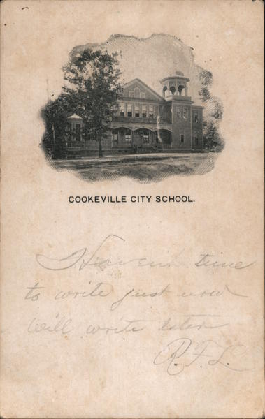 Cookeville City School Tennessee