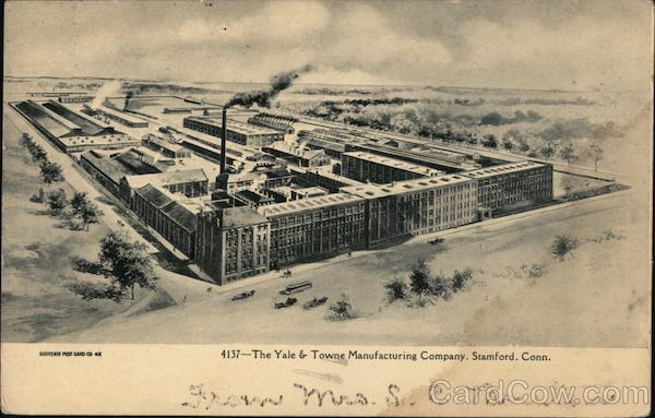 The Yale & Towne Manufacturing Company Stamford Connecticut