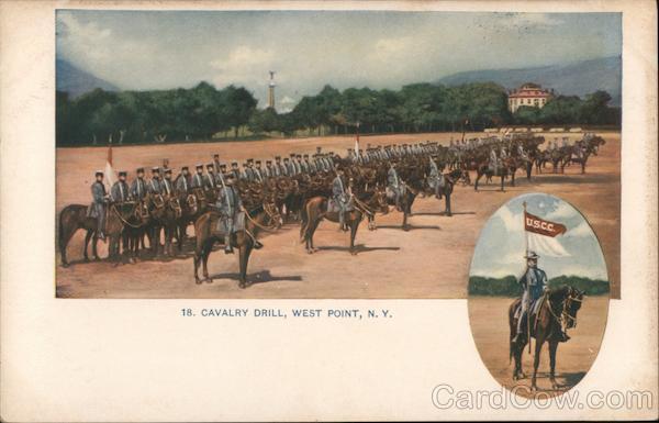 Calvary Drill West Point New York