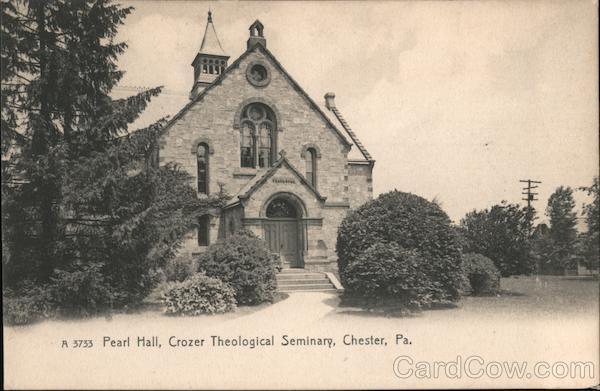 Pearl Hall, Crozer Theological Seminary Chester Pennsylvania