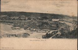 View of Bellows Falls