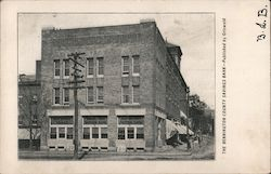 The Bennington Savings Bank Postcard