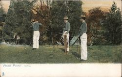 Golfers at West Point