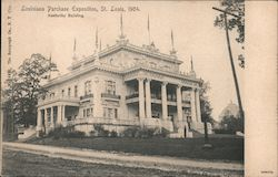 Louisiana Purchase Exposition, Kentucky Building Postcard