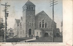 St. John's Methodist Episcopal Church
