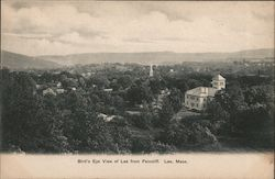Bird's Eye View of Lee from Feincliff