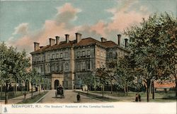 """The Breakers"", Residence of Mrs. Cornelius Vanderbilt"