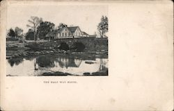 Miller's Half Way House (now Giovanni's Restaurant), Boston Post Road