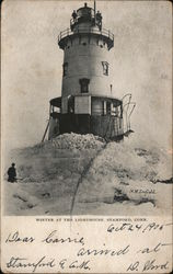 Winter at the Lighthouse