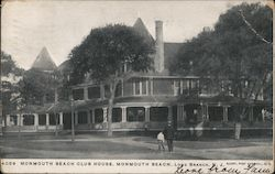 Monmouth Beach Club House