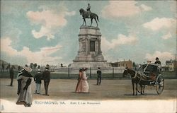 Robert E. Lee Monument
