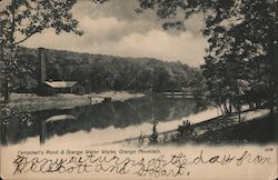 Campbell's Pond and Orange Water Works