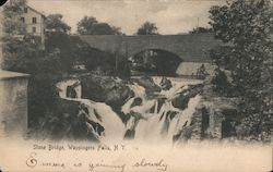 Stone Bridge Postcard