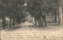South Ave. Postcard