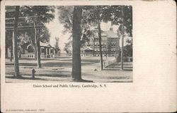 Union School and Public Library
