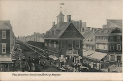 Old Court House & Market