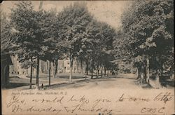 North Fullerton Ave. Postcard