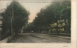 East Washington Avenue