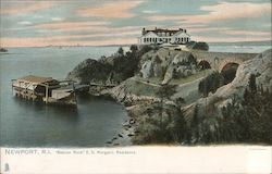 """Beacon Rock: E.D. Morgan's Residence"