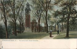 The Carrie Tower, Brown University
