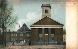 Port Richmond First Reformed Church, Founded 1716, Erected anew 1786
