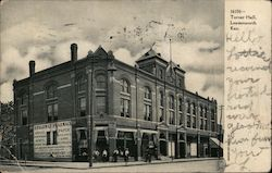 Turner Hall Postcard