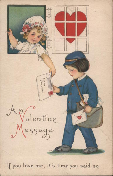 A Valentine Message Miscellaneous