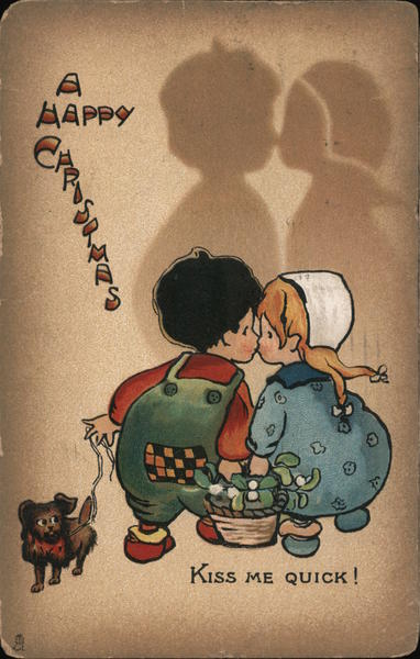 A Happy Christmas - Kiss me quick! Children