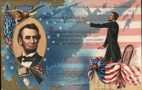 Abraham Lincoln - The Martyred President Presidents