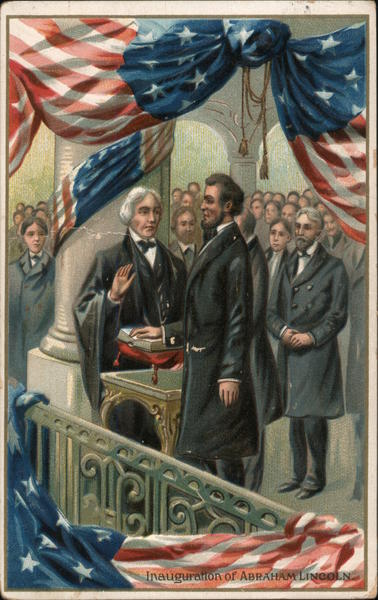 Inauguration of Abraham Lincoln Presidents