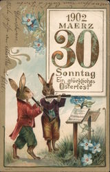 Sunday, March 30, 1902 - A Happy Easter