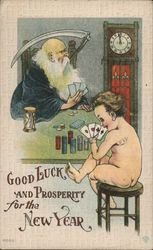 Good Luck and Prosperity for the New Year
