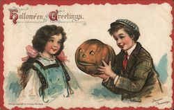 Hallowe'en Greetings
