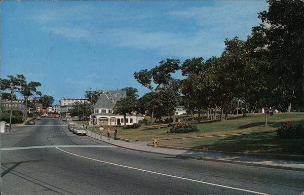 Prospect Park and Onset Avenue Onset Beach Massachusetts