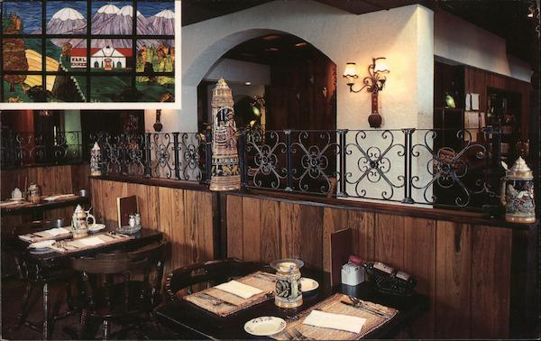 Karl Ehmer Rathskeller - Fine German Restaurant Fishkill New York