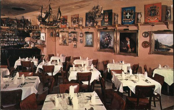 Gemuetlichkeit Old Europe Restaurant and Rathskeller Washington District of Columbia