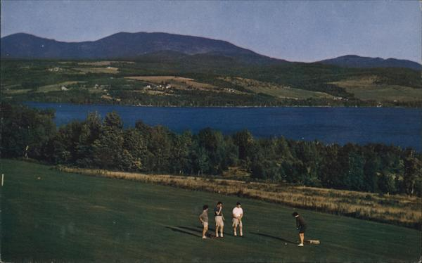 Rangeley Lakes Golf Course