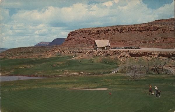 Red Hill Golf Course St. George Utah