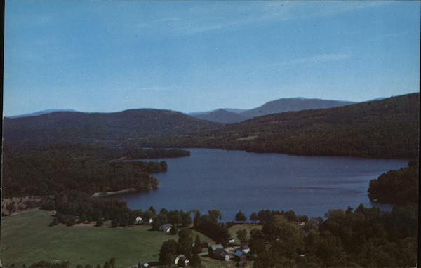 Lake Fairlee Vermont