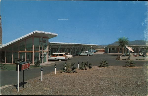 Desert Gem Motel Yuma Arizona