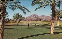 "Golfing in the ""Valley of the Sun"""