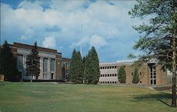 Falconer Central Schools High School Postcard