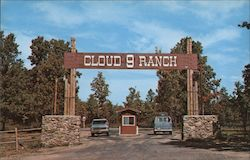 Cloud 9 Ranch Postcard
